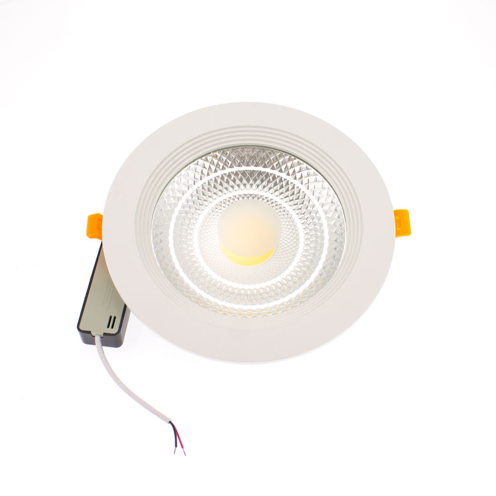 Faretto A Incasso Led.Faretto Incasso Led Cob 15w 1500lm 90 Universo