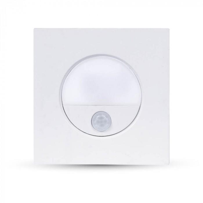 Luce Segnapasso Con Sensore.Segnapasso Led Con Sensore 3w 100lm 45 V Tac 5570