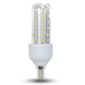 Lampadina LED pannocchia E14 7W